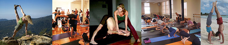Infinite Yoga Trainings - Workshops, Retreats and Teacher Trainings