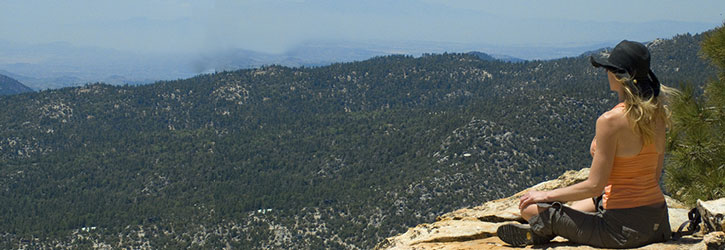 Infinite Yoga Retreats Hiking and Yoga in Idyllwild CA