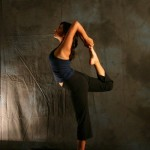 Deanna-Blankenbiller in natarajasana variation