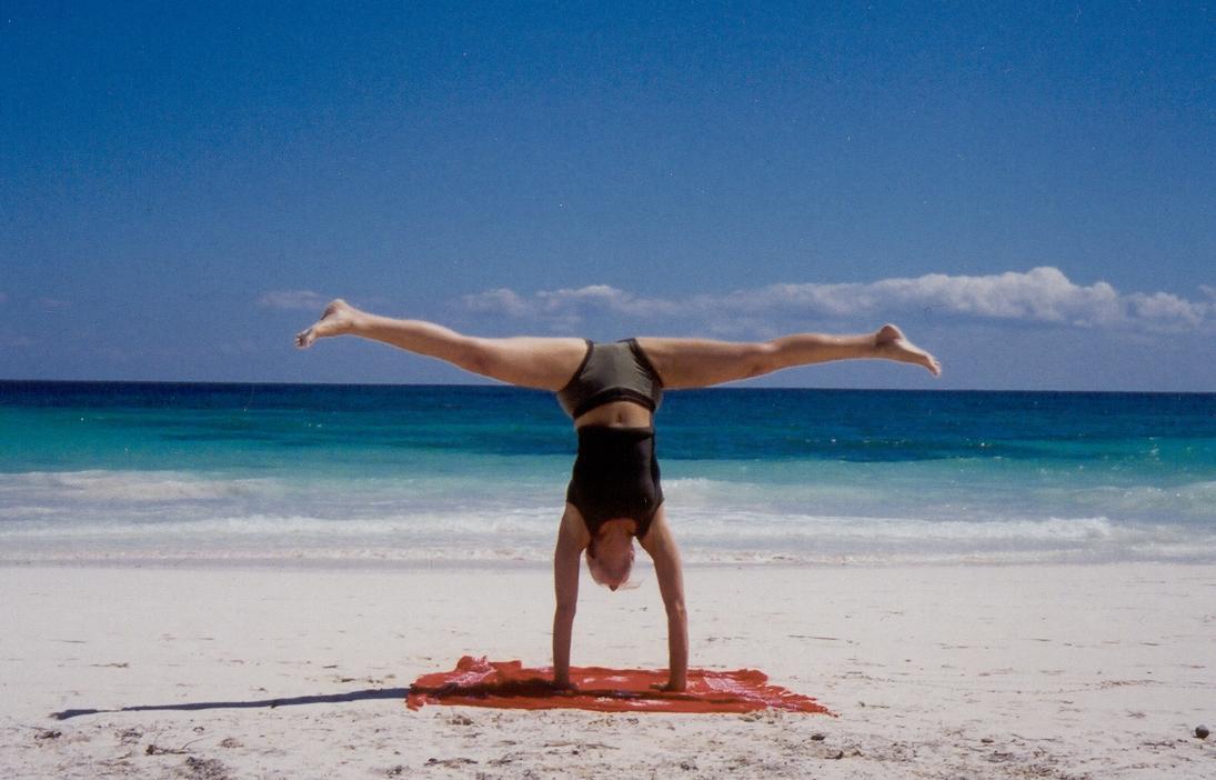 Ashtanga yoga yoga nidrasana front curl knotfront bending part 2 - 4 10