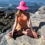 Dana Rae Paré - Meditation by the sea