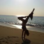 Dana Rae Paré in Up - Ashtanga Vinyasa Primary Series - Cabo San Lucas