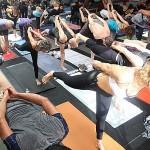 Infinite Yoga Teacher Dana Rae Pare - Dighasana