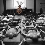 Infinite Yoga Teacher Dana Rae Pare - Savasana