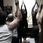 Infinite Yoga Teacher Dana Rae Pare - Utktasana