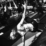 Infinite Yoga Teacher Dana Rae Pare - Vassistasana prep