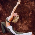 Infinite Yoga Teacher Dana Rae Pare - Anganeyasana