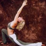 Infinite Yoga Teacher Dana Rae Pare - Anganeyasana