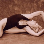 Infinite Yoga Teacher Dana Rae Pare - Parighasana