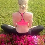 Infinite Yoga Teacher Dana Rae Pare - Baddha Konasana C - Primary Series