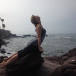 Infinite Yoga Teacher Dana Rae Pare - Urdhva Mukha Svanasana