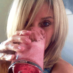 Dana Rae Pare Strawberry Shortcake Smoothie