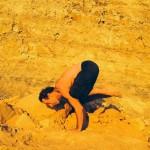 Infinite Yoga Teacher Trevor Monk - Bakasana