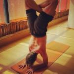 Infinite Yoga Teacher Troy Taylor - Karandavasana