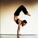 Infinite Yoga Teacher Nicole Zuelke - Vrschikasana