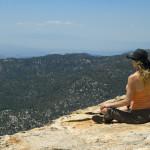 Dana Rae Paré - Idyllwild meditation