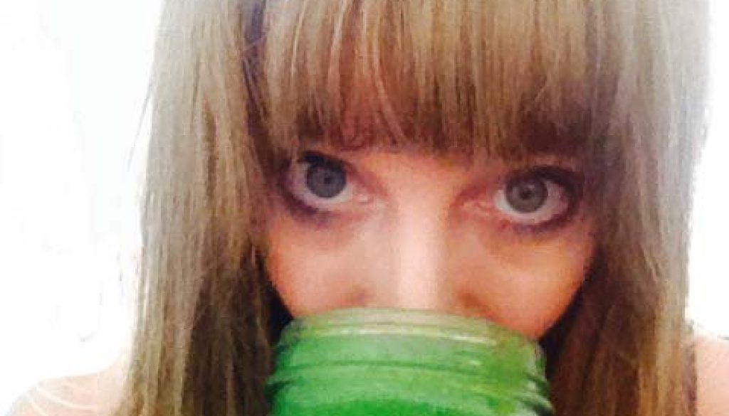 Green Juice wih Dana Rae Pare