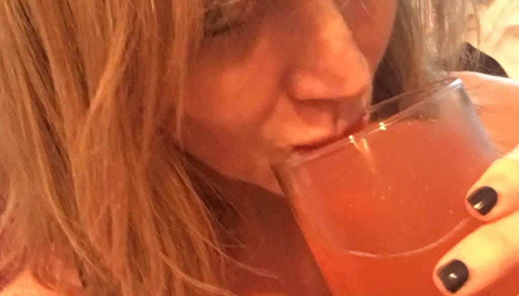 Dana Rae Pare - Cayenne-Watermelon Elixir