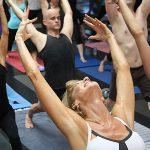 Infinite Yoga Teacher Dana Rae Pare - Grateful Warrior