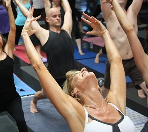 Infinite Yoga Teacher Dana Rae Pare - Grateful Warrior