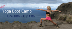 Yoga Boot Camp with Janike